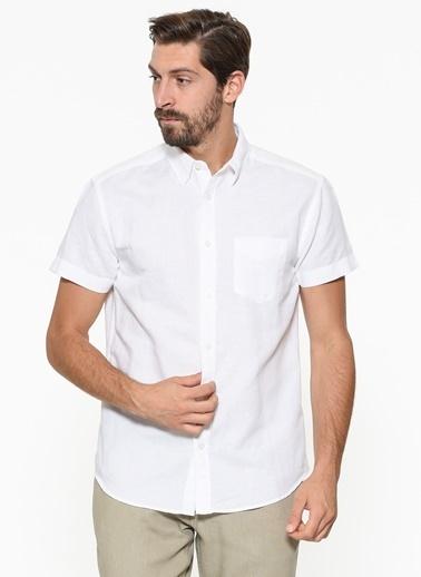 Wrangler Gömlek Beyaz